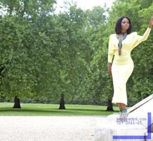 Omowunmi Akinnifesi Releases Stunning Birthday Photos With Vogue Photographer